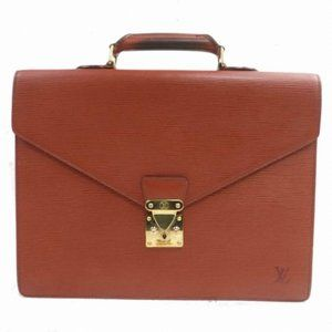 Louis Vuitton Conseiller Briefcase Bag